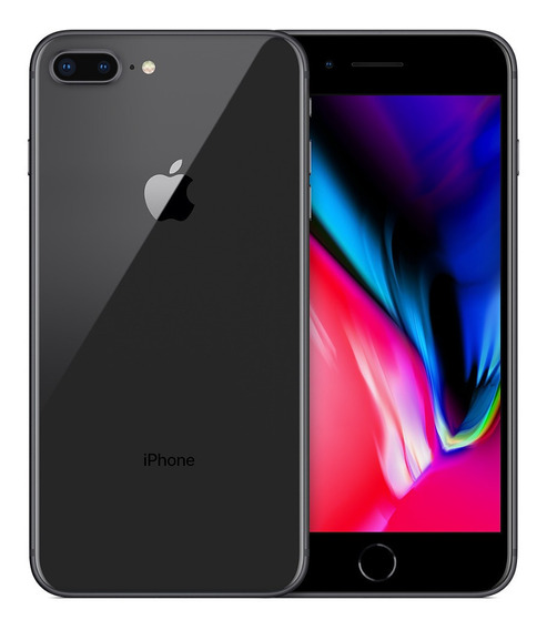 Apple iPhone 8 Plus 64gb Gris Espacial