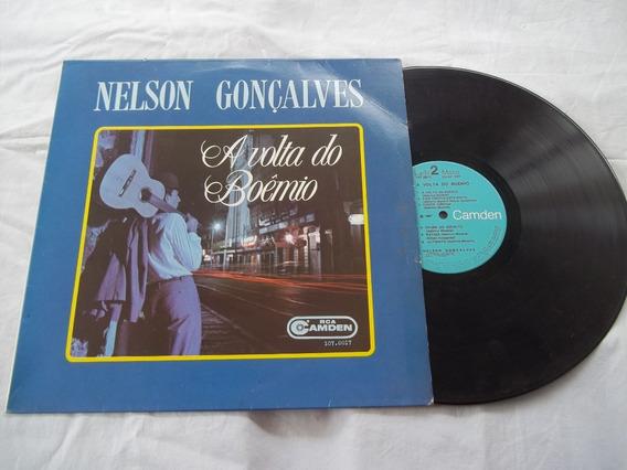 Lp Vinil - Nelson Gonçalves - A Volta Do Boemio