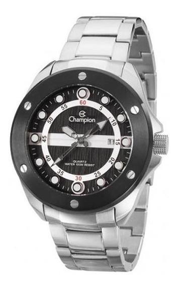 Relógio Champion Masculino Wr 5 Bar 50 Metros Ca30338t