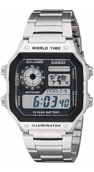 Reloj Casio Ae-1200whd Royale Vintage