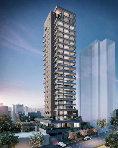 Apartamento Residencial Para Venda, Jardim Paulista, São Paulo - Ap8118. - Ap8118-inc