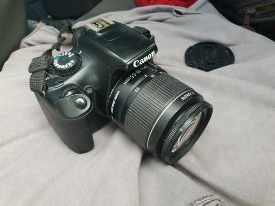 Camara Canon T3 Con Lente 18-55mm