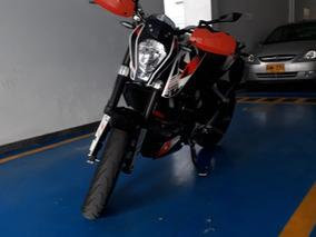 Ktm Duke 200 Modelo 2016