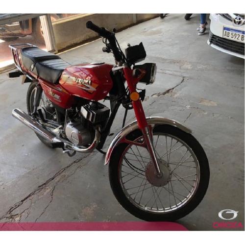 Suzuki Ax100, Orozamultimarca