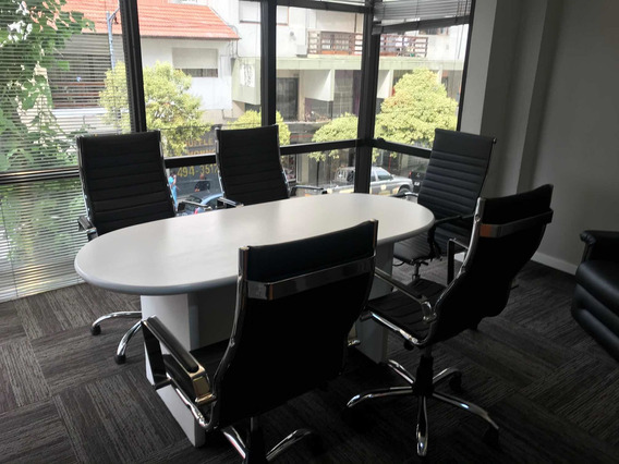 Oficina - Puesto De Trabajo -modalidad Co-working