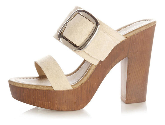 Zueco Beige Moad