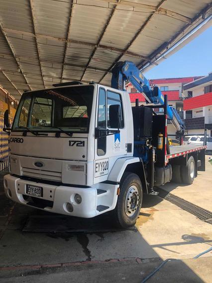 Alquiler Camión Grúa Hidráulica