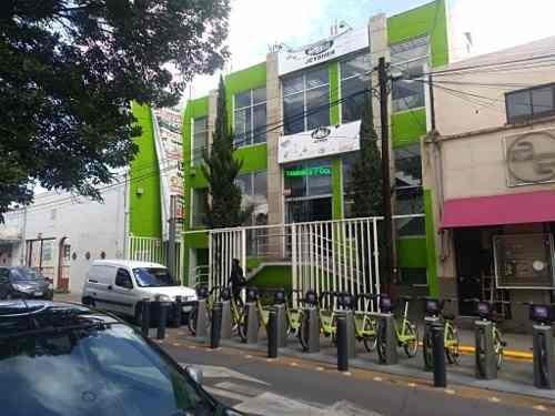 Edificio En Renta Primero De Mayo 312 Colonia Centro, Toluca, México