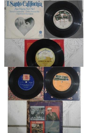 I Santo Calif / Chris De Burgh / The Animals / Frank Sinatra