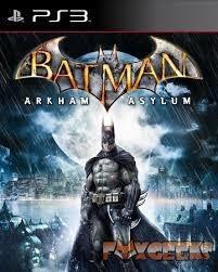 Batman Arkham Asylum Playstation 3 Mídia Física