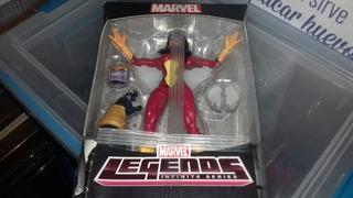 Marvel Legends Mujer Araña Avengers Infinite