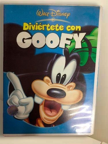 Diviértete Con Goofy - Dvd Disney - Cinefans