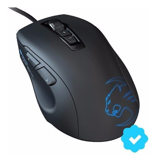 Mouse Gamer Laser Roccat Kone Pure