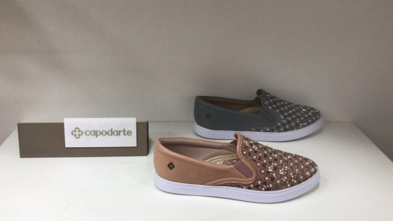 Slip On Elastico Lasercut - Capodarte