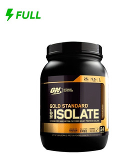 Whey Protein Isolate Gold Standard 100% Optimum 720g