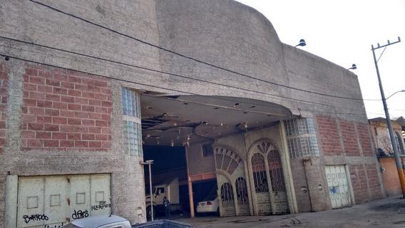Bodega Industrial En Venta En San Pedro Xalostoc, Ecatepec, Estado De México