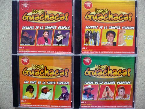 Colecciòn Cd:: Iconos Guachacas
