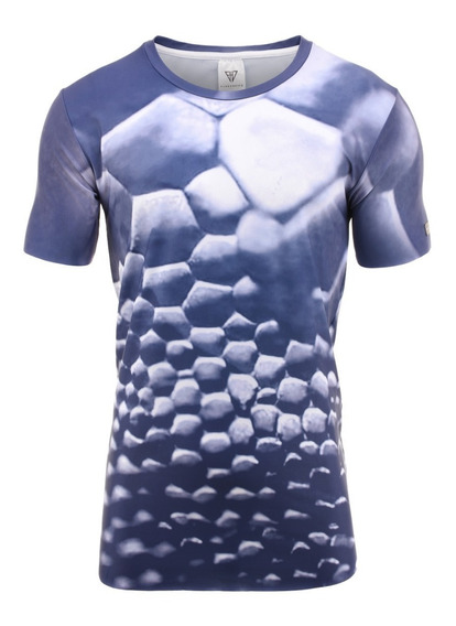 Remera Hombre Farenheite Snake Dry Fit