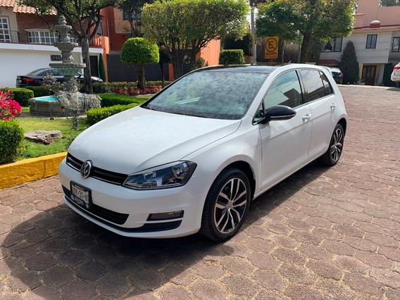 Volkswagen Golf 2017 Fest