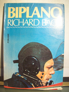 Adp Biplano Richard Bach / Ed Pomaire 1978 Barcelona