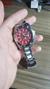 Relógio Akium Vivara Prata Original 10 Atm Leia Descrição.