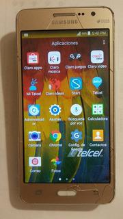 Samsung Galaxy Grand Prime G530h Con Detalle