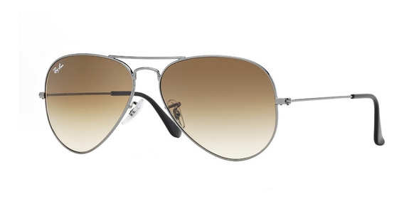 Gafas De Sol Ray-ban® Aviator Large Metal Light Brown