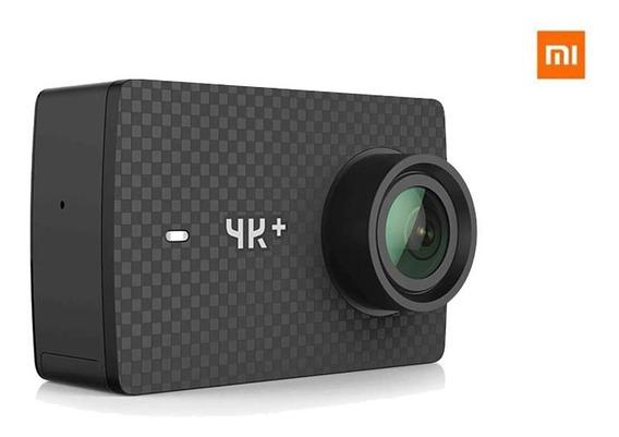 Camera - Action Camera Yi 4k+ Xiaomi Yi + Capa Prova D
