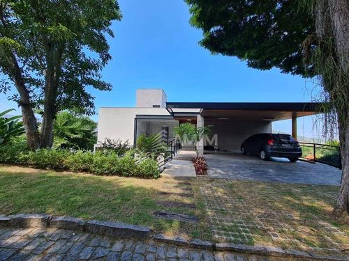 Linda Casa Moderna, Com 03 Suítes, Em Condomínio De Alto Padrão!!! - Ca0790