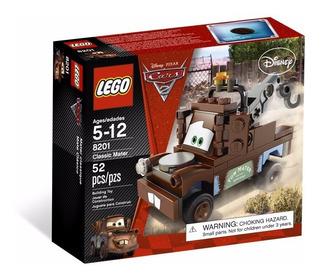 Todobloques Lego 8201 Cars Classic Mater