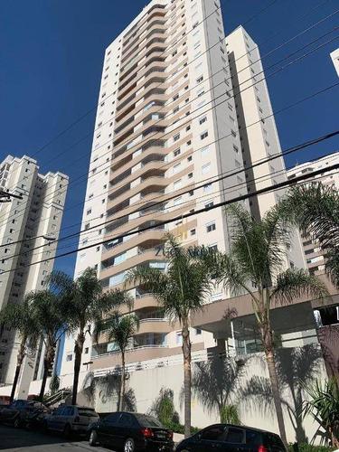 Apartamento Com 3 Dormitórios À Venda, 114 M² Por R$ 800.000 - Jardim Zaira - Guarulhos/sp - Ap16184