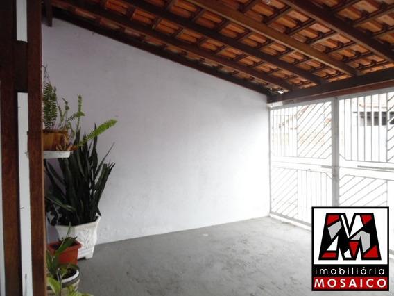 Vendo Casa Térrea, 01 Vaga De Garagem Coberta. - 22992 - 34450815