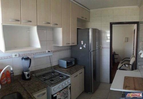 Lindo Apartamento Com 2 Dormitórios  - Ai21099