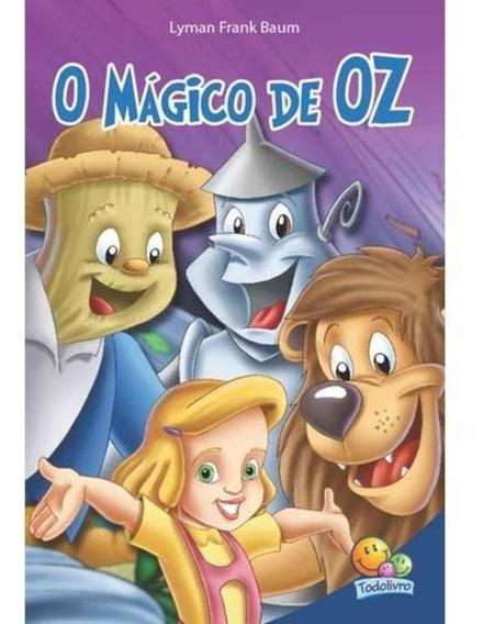 Livro Classic Stars O Magico De Oz Todo Livro