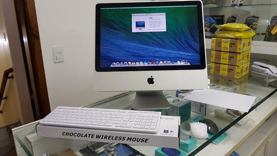 iMac Apple 20 A1224 2 Duo 4gb Ssd 128gb 2008 Perfeito Mb323l