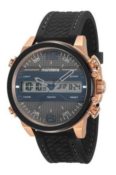 Relógio Feminino Mondaine 53711gpmvii3 - Rosê/preto