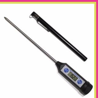 Termómetro Digital Para Sumergir Sustancias -50ºc A +300ºc