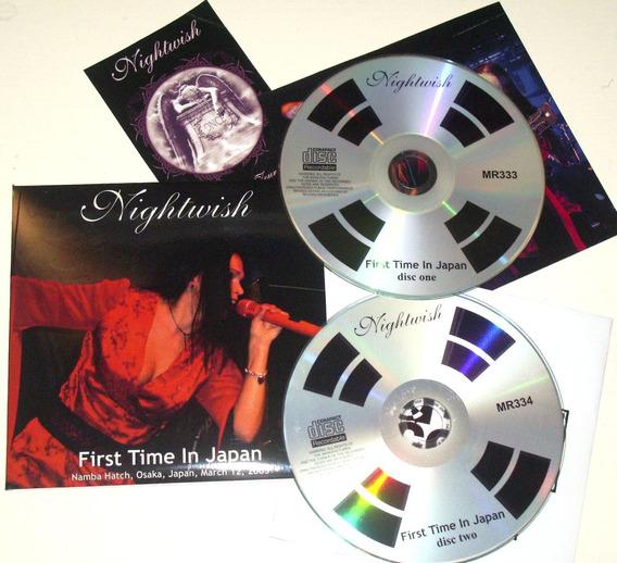 Nightwish - Osaka 2005