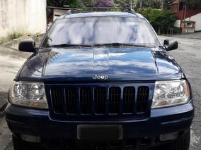 Jeep Grand Cherokee V8 4.9 L Gas 4x4