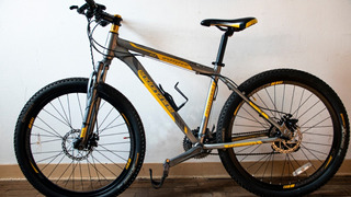 Bicicleta Endorphine 6.1 Aro 26 + Conjunto Alivio + Pneus