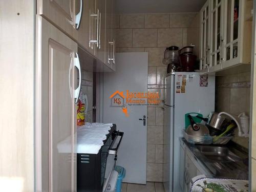 Apartamento Com 2 Dormitórios, 48 M² - Venda Por R$ 205.000,00 Ou Aluguel Por R$ 950,00/mês - Jardim Angélica - Guarulhos/sp - Ap2922