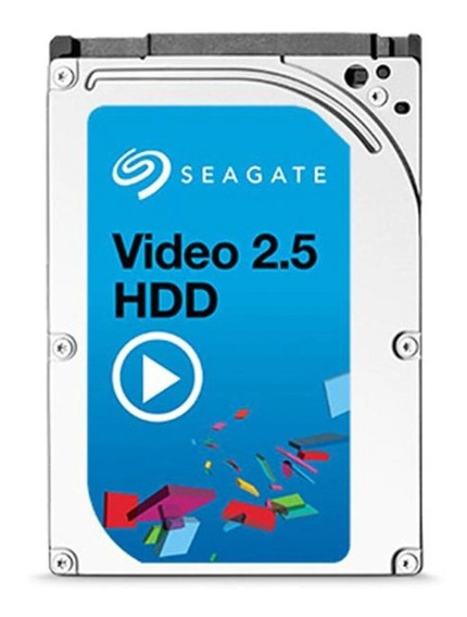 Disco rígido interno Seagate Video 2.5 HDD ST500VT000 500GB