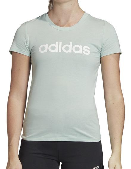 Remera adidas Training W Essentials Linear Mujer Cm