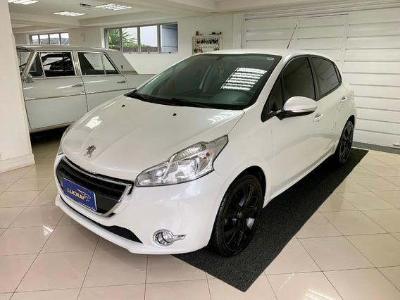 Peugeot 208 Active 1.5 Flex 2014