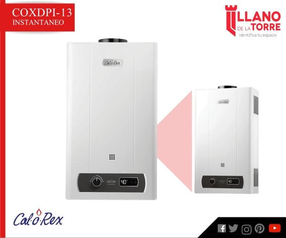 Calentador Coxdpi-13 B Gen 2 Gas Nat. 13 Lts/min