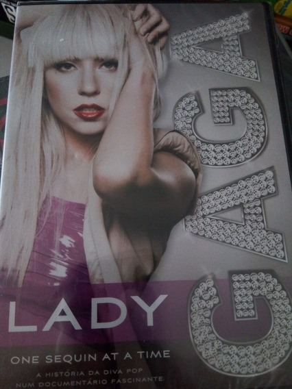 Dvd Lady Gaga One Sequinho Att A Time