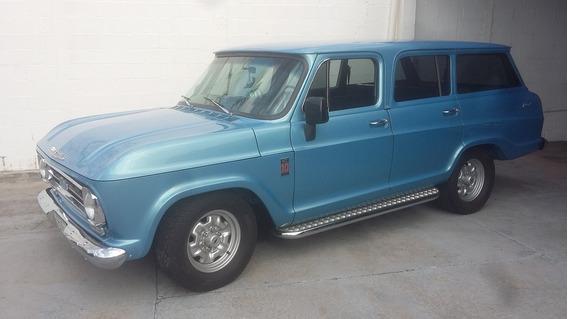 Chevrolet/gm Veraneio 1976 Injetada ; Impecável