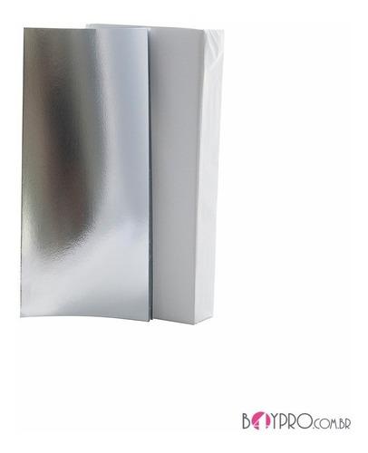 Papel De Mechas E Reflexo Laminado  B4ypro 11,5x25cm 1 Kg