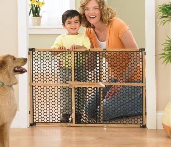 Barrera Baranda Puerta De Seguridad Niños O Mascotas Cerca