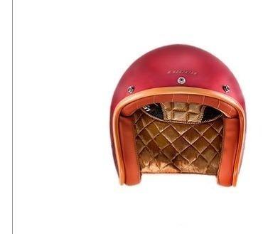 Capacete Lucca Helmets - Café Racer